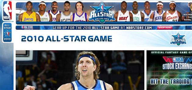 Los aficionados de Dallas est�n deseando ver a Nowitzki en el All-Star.