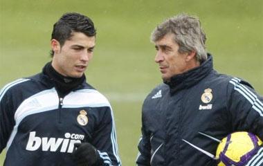 Real Madrid-M�laga