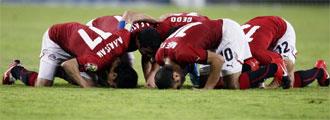 Egipto 3-1 Camer�n