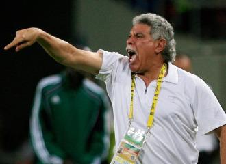 Hassan Shehata, entrenador de Egipto