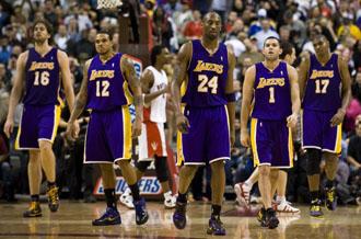 Los Angeles Lakers visitar�n el Palau Sant Jordi