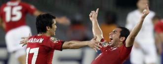 Egipto 4-0 Argelia