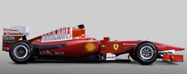 Este es el monoplaza que pilotar� Fernando Alonso.