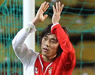El jugador surcoreano ha demostrado su val�a en el M�naco.