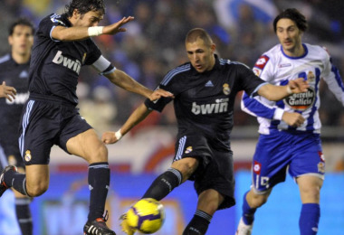Sigue en directo el Depor-Real Madrid