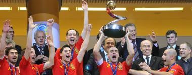 Espa�a 4-2 Portugal