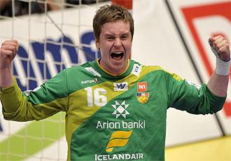Hreidar Gudmundsson fue clave en los instantes finales.