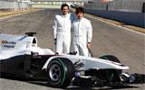 Presentaci�n de Sauber F1