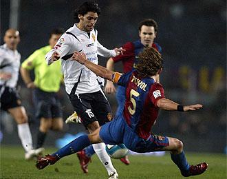 Puyol y Lafita se perder�n la pr�xima jornada de Liga.