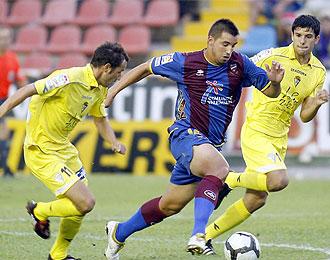Xisco se perder� el partido por sanci�n.