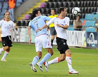 Celta y Salamanca buscar�n los tres puntos en Bala�dos