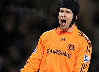 Cech es una de las referencias del combinado cheo