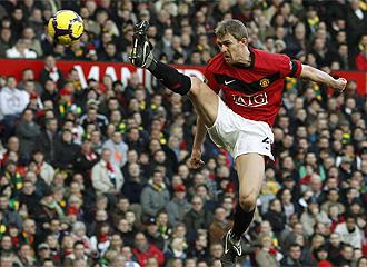 Fletcher, del Manchester United, es la referencia escocesa