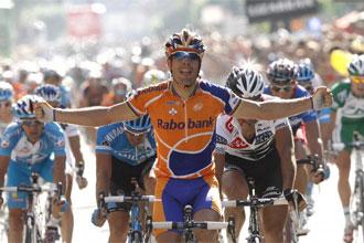 �scar Freire se llev� el Trofeo Cala Millor.