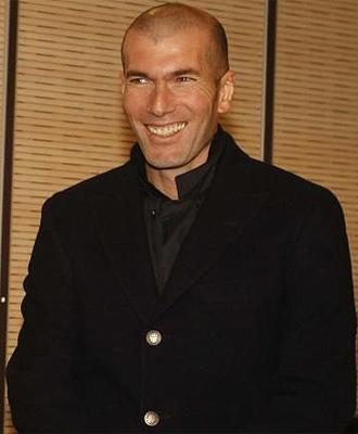 Zinedine Zidane, en una imagen de archivo