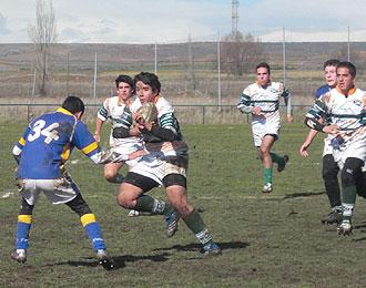 El futuro de nuestro rugby se dar� cita este fin de semana en Santboi.