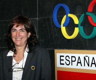 La espa�ola Marisol Casado, nuevo miembro del Comit� Ol�mpico Internacional