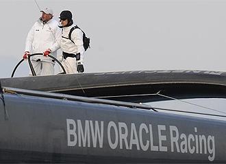 Imagen del BMW Oracle