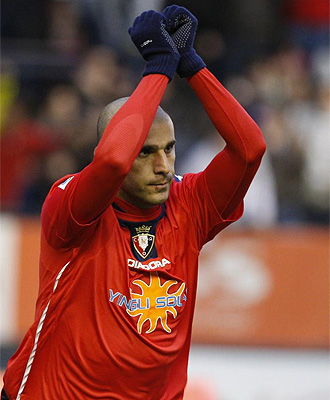 El goleador Aranda no podr� estar en El Pizju�n