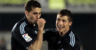 Xerez 0-3 Real Madrid