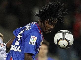 Boateng, centrocampista del Getafe