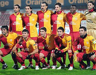 El Galatasary se enfrentar� al Atl�tico como l�der de la Liga Turca.