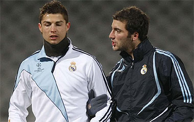 Lyon-Real Madrid