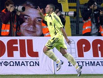 Koke est� en las semifinales de la Copa de Grecia