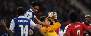 Oporto 2-1 Arsenal