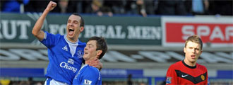 Everton 3-1 Manchester United