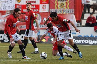 El Huesca sac� tajada de su visita a Tarragona