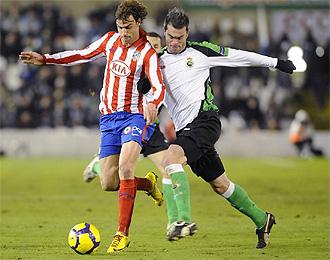 Marc Torrej�n se puede perdir el partido contra el Almer�a.
