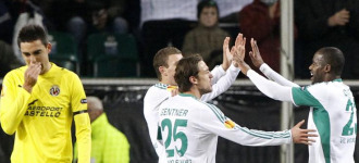 Wolfsburgo 4-1 Villarreal