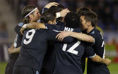 Tenerife 1-5 Real Madrid