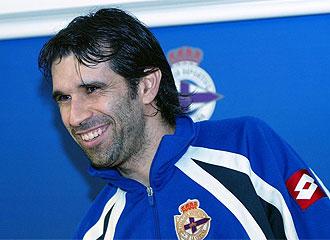 Valer�n afirma que quiere seguir en el Deportivo