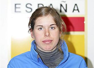 Laura tiene 23 años y disputó tres pruebas en los Juegos Olímpicos