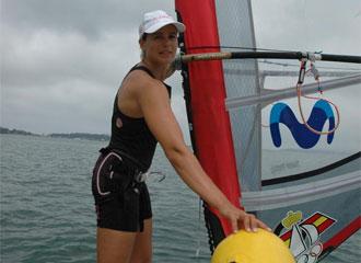 Marina Alabau posa para MARCA.