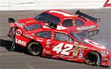 NASCAR (Jamie McMurray y Juan Pablo Montoya)