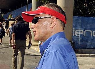 Peter Windsor, uno de los responsables del US F1
