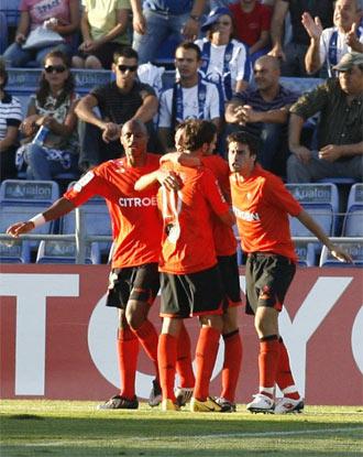En el partido de ida el Celta gano 1-2 en el Nuevo Colombino