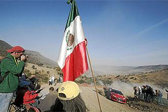 Sordo, en el Rally de M�xico