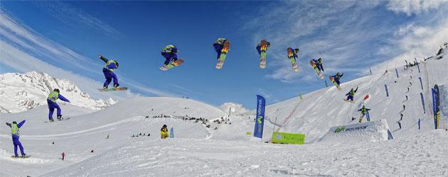 Secuencia de Manex Azula en el Big Jump (Foto: Last Lap)