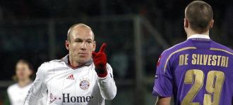 Fiorentina 3-2 Bayern
