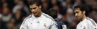 Real Madrid 1-1 Lyon