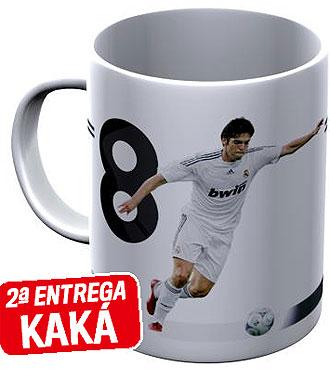 As� es la taza de Kak�.