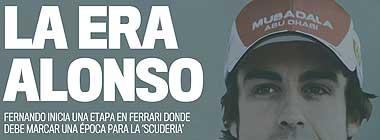 Suplemento de F1 del diario MARCA