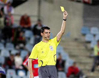 Kassai arbitrar� el partido que deber�a llevar al Sevilla a Cuartos de la Champions.