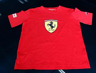 La camiseta de Ferrari, una joya al alcance de los lectores de MARCA