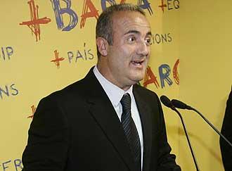 Alfons Godall, candidato a la presidencia del Barcelona