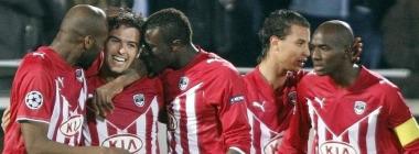 Girondins 2-1 Olympiacos